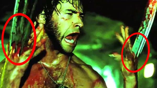 Wolverine Claws X-Men 2
