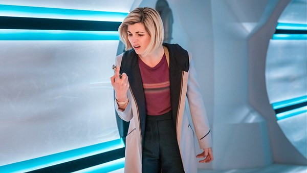 Doctor Who Matt Smith Jodie Whittaker Christopher Eccleston Colin Baker