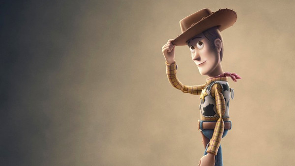 Woody Poster Toy Story 4