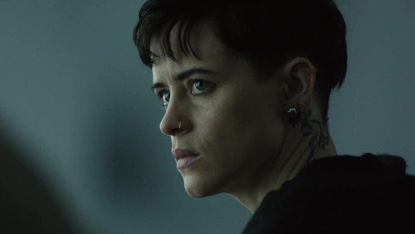 The Girl In The Spider S Web Claire Foy