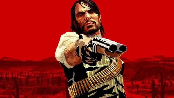 Red Dead Redemption 2 John Marston Cover