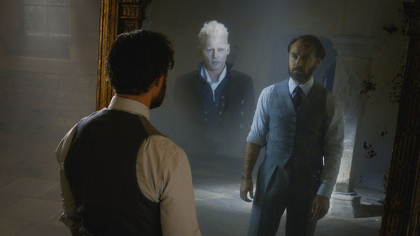 Fantastic Beasts The Crimes Of Grindelwald Dumbledore