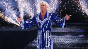 Dwayne Johnson Making Ric Flair: The Movie