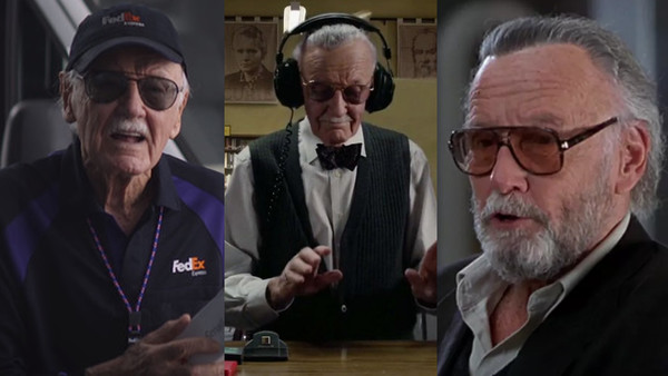 Stan Lee Civil War Amazing Spider Man Mallrats