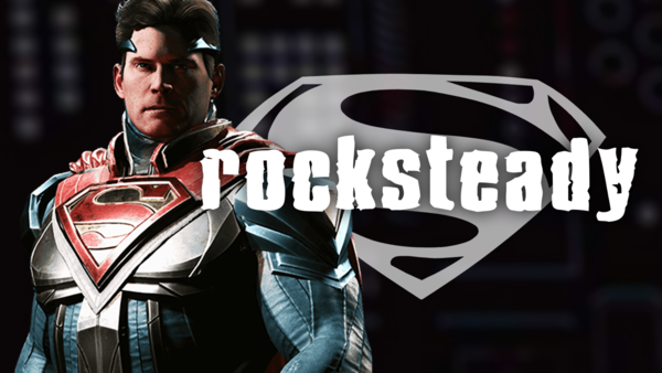 Rocksteady Superman
