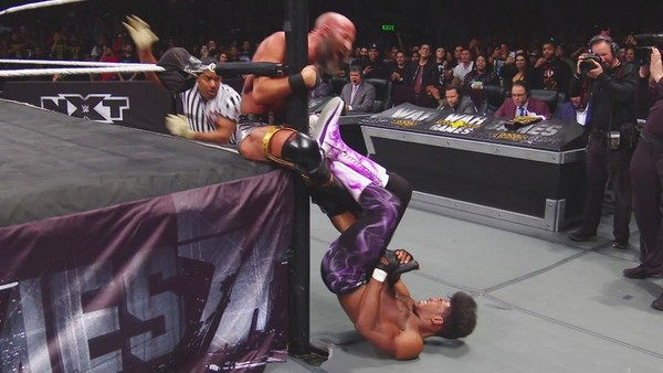 NXT TakeOver WarGames Ciampa Velveteen Dream 2018