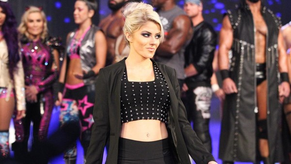 The Truth Behind Alexa Bliss Not Wrestling On WWE TV