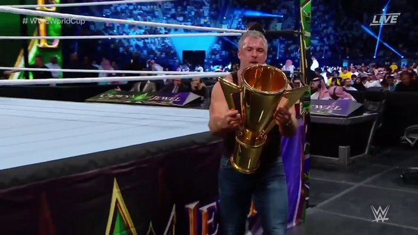 Shane McMahon World Cup