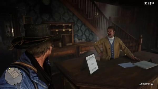 Red Dead Redemption 2 Jack