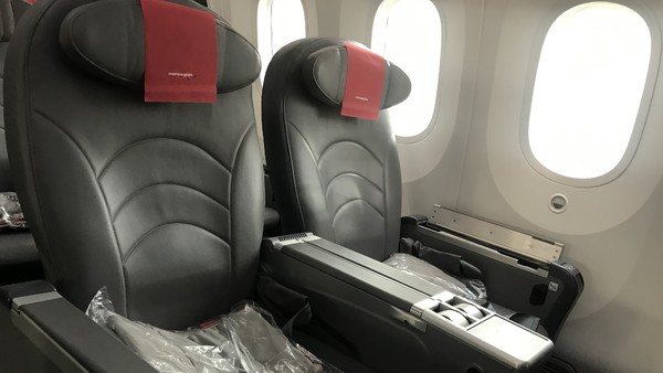 Norwegian seats