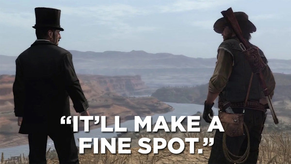 RDR FORESHADoW