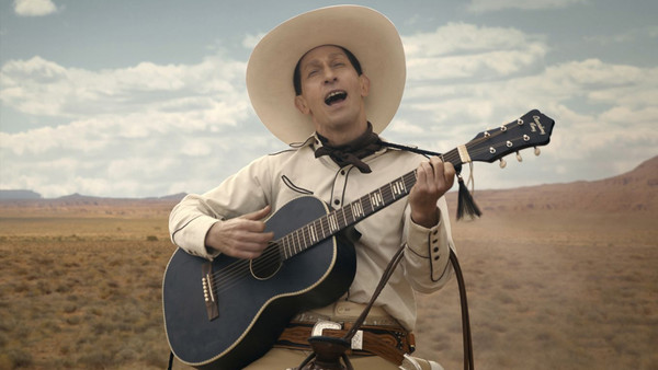 The Ballad Of Buster Scruggs Tim Blake Nelson