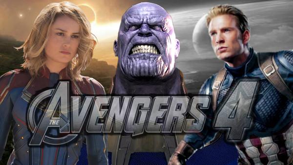 Avengers 4 Trailer2