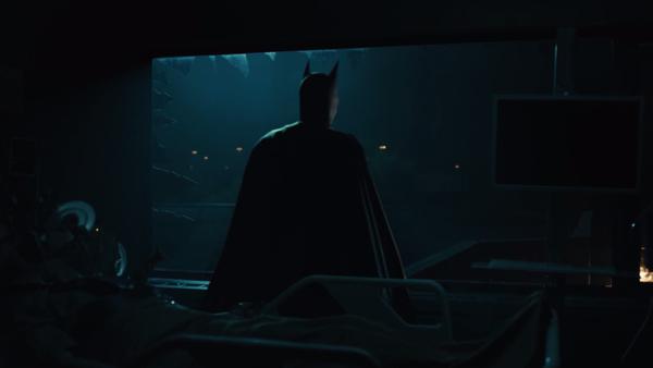Titans Finale Batman