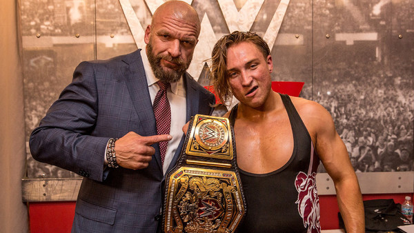 Pete Dunne NXT TakeOver New York