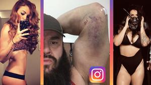 25 Most Revealing WWE Instagram Posts Of The Week (Dec 9th)      gallery