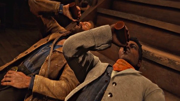 Red Dead Redemption 2 Lenny