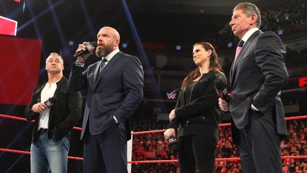 Raw McMahons