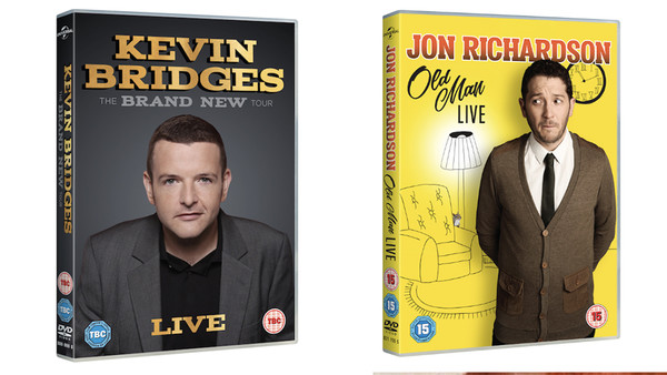 Kevin Bridges Jon RIchardson