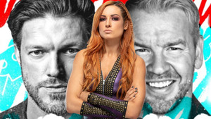 Becky Lynch Edge Christian