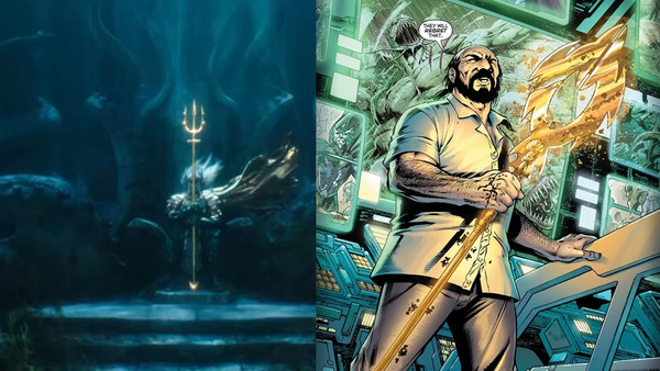 Aquaman Atlan Triden Dead King S Scepter