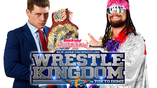 NJPW Wrestle Kingdom 13: Every Match Ranked By Level Of Hype – Page 3