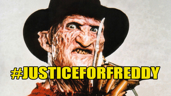 Justice For Freddy Krueger