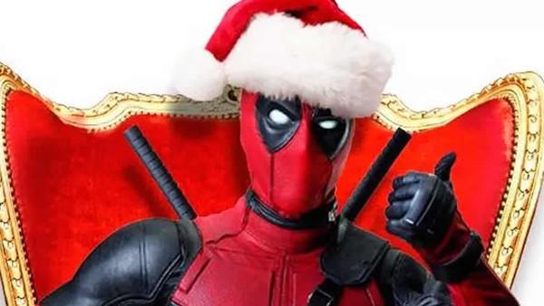 Deadpool Santa