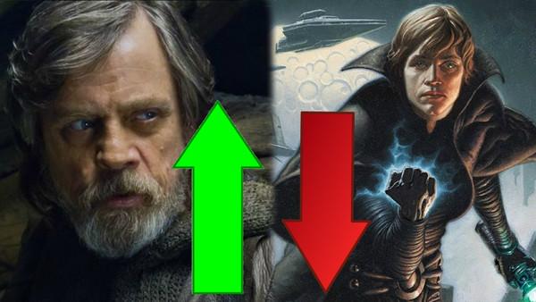 Old Luke New Luke