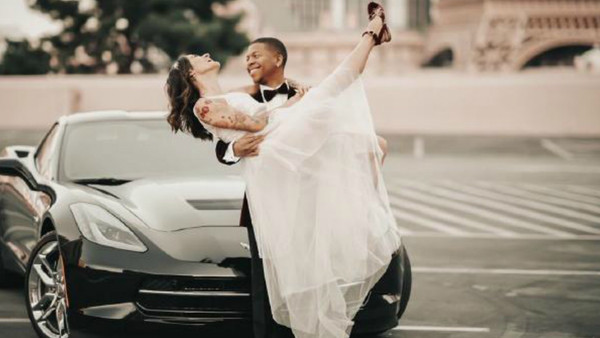 Lio Rush Wedding