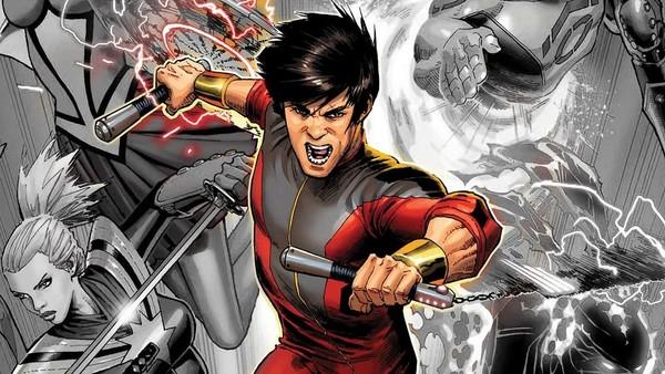 Marvel Comics Shang Chi