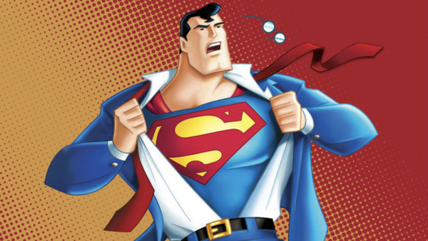 Superman The Animated Series Cover