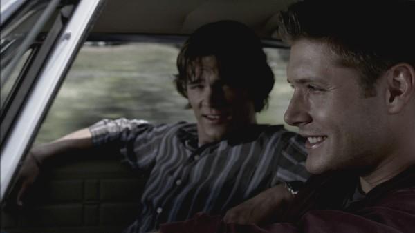 Supernatural Sam And Dean