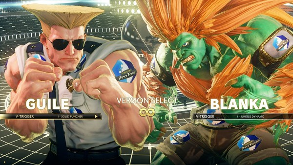 Street Fighter V in-game advertisements