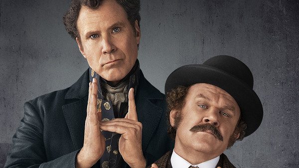 Holmes And Watson Will Ferrell John C Reilly