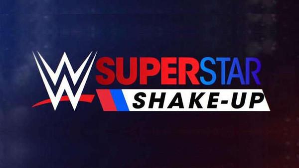 Wwe Superstar Shakeup