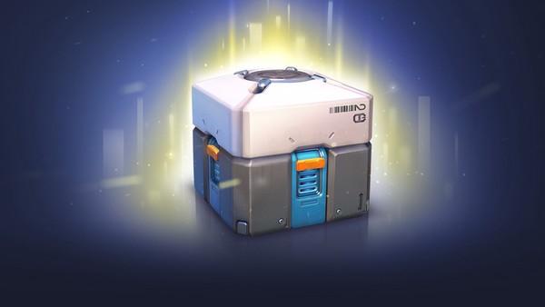 Overwatch Loot Box