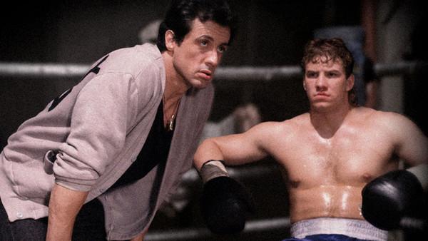 Rocky V Sylvester Stallone Tommy Gunn