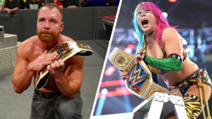 Asuka Dean Ambrose TLC 2018