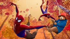 Spider Man Paddington