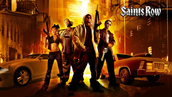 Saints Row 1