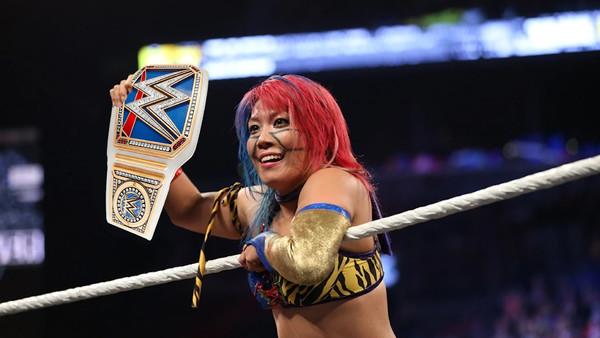 Asuka Womens Title