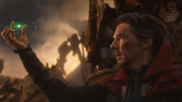 Avengers Infinity War Doctor Strange Benedict Cumberbatch