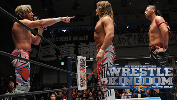 27c7cf50d3259 10 HUGE NJPW Wrestle Kingdom 13 Predictions You Need To Know