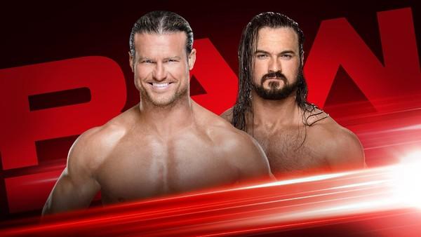 Raw Dolph Ziggler Drew McIntyre