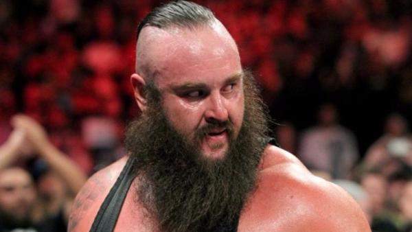 Braun Strowman Angry