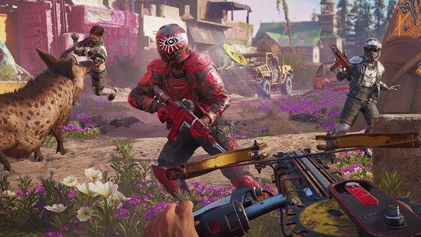 Far Cry New Dawn 8 Details You Need To Know