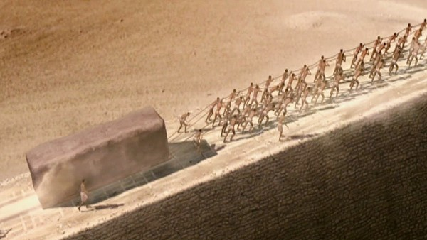 1. Who Built The Giza Pyramid Complex?