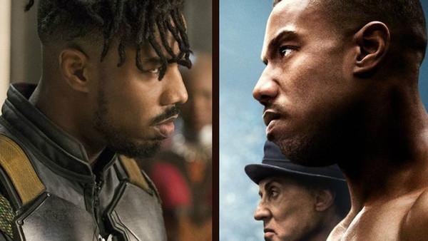 Michael B Jordan Black Panther Creed