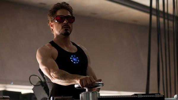 Iron man 2 Tony Stark